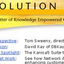 Kanisa Resolution Newsletter