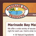 Marinade Bay Website